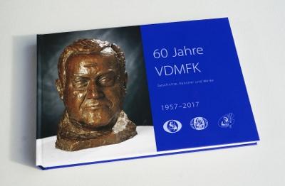 60 Jahre Buch der VDMFK an der Frankfurter Buchmesse 2017