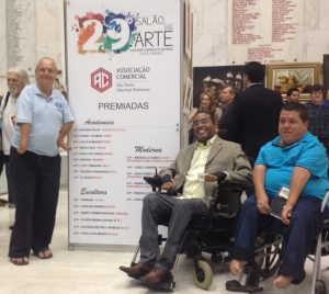 Premio por los artistas brasileños