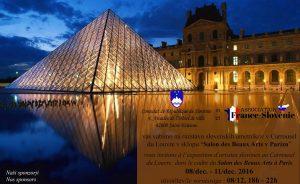 Ausstellung im Louvre