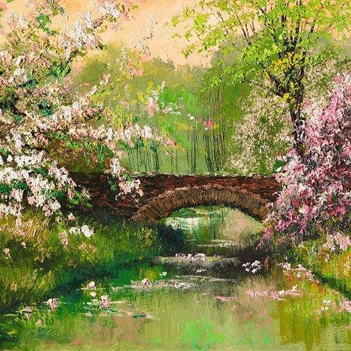 """""""Bridge"""" - Stanislaw KMIECIK"""