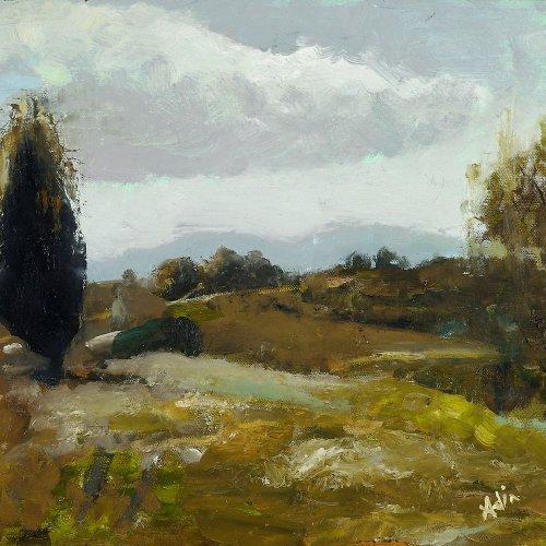 """Landscape"" - Itzhak ADIR"