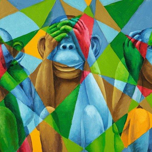 """""""Monkey"""" - Shih-Feng CHEN"""