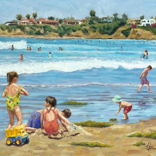 """Summer vacation"" - Chris OPPERMANN"
