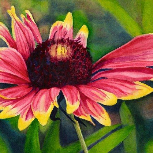 """""""Texas Wildflowerh"""" - Sara Jane PARSONS"""