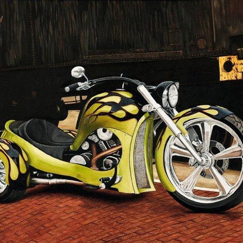"""""""Tricycle"""" - Brenton Nicholas SWARTZ"""