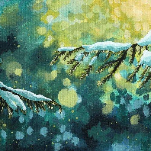 """""""Winter branch"""" - Alana Ciena TILLMAN"""