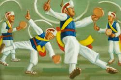 KI KIM - A farm music
