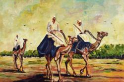 TEKESTE - Camel's travelling