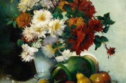 BARBUJANI - Crisantemi_e_mele